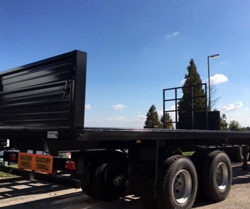 Plataformas para Cargas Transportáveis
