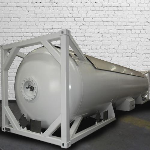Cisternas Contentorizadas para GPL