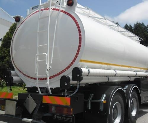 Cisternas Sobre-Chassis para Combustíveis