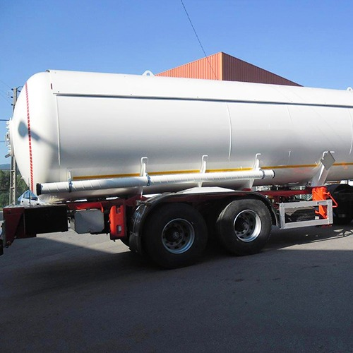 Semirreboques Cisterna para GPL